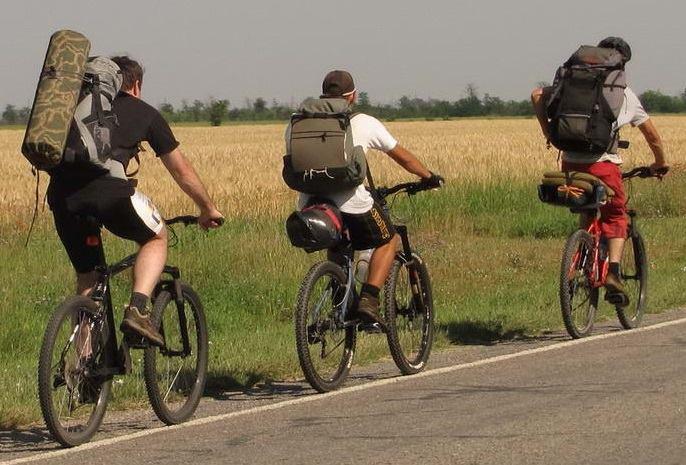 Мифы начинающего велотуриста