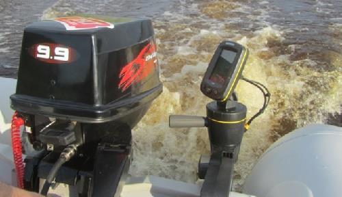 эхолоты для рыбалки с мотором