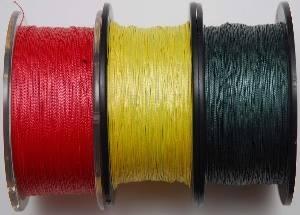 Леска плетенка - какие имеет преимущества и как выбрать