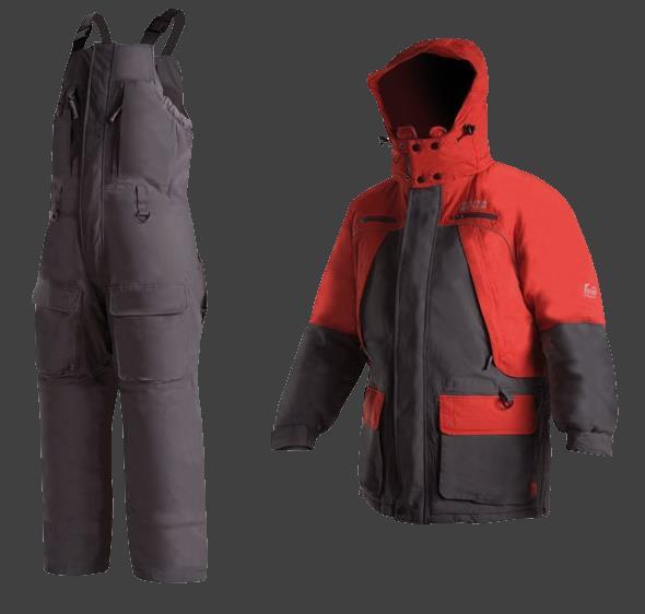 куртка для зимней рыбалки
