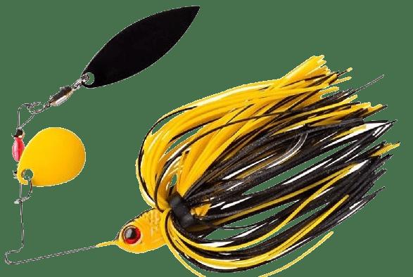 Ловля щуки на спиннербейт и изготовление приманки своими руками