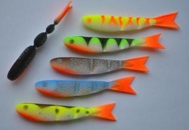 Поролоновая рыбка сделанная своими руками