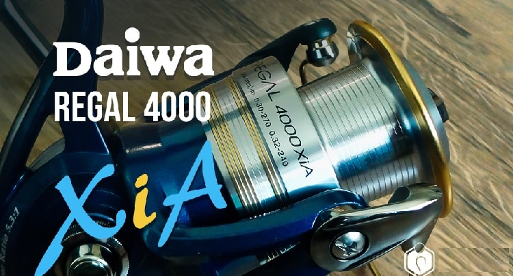 Daiwa Regal 4000XIA
