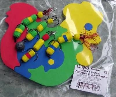Развивающие игрушки своими руками для 3 лет