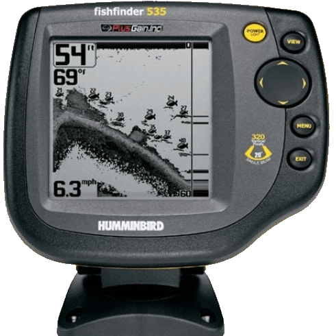 Humminbird Fishfinder 535x