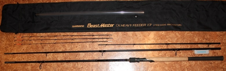 Shimano BeastMaster Feeder L 3,3м