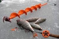 Обзор буров для рыбалки