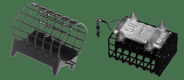 Квадратная фидерная кормушка с пластиковой заглушкой